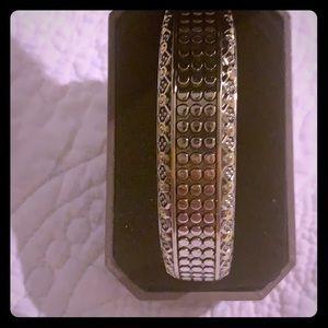 Jewelry - Cute gold & silver bangle from Dillard's